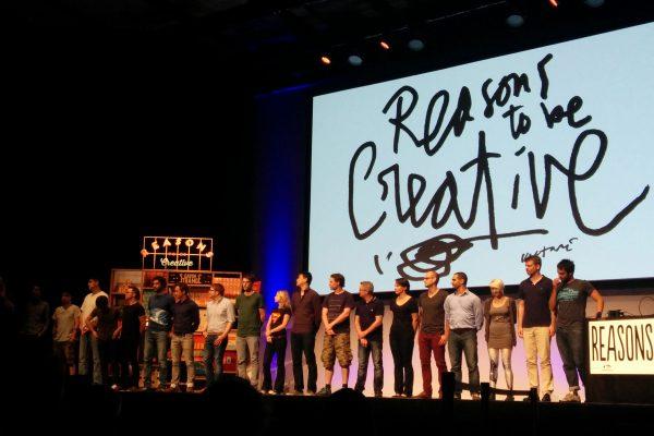I LOVE Reasons To Be Creative!