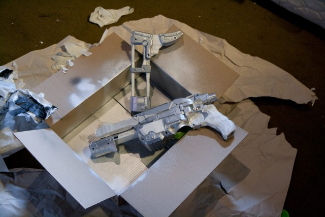 Borderlands 2 Nerf Gun